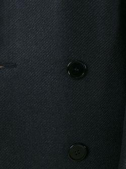 Двубортное Пальто Carven                                                                                                              черный цвет