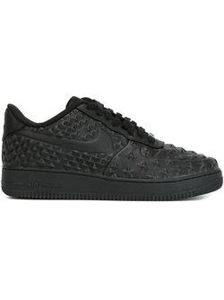 Кроссовки Air Force 1 Low Nike                                                                                                              чёрный цвет