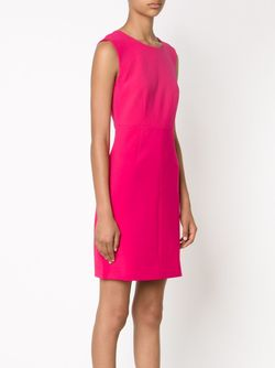 Платье Carrie Diane Von Furstenberg                                                                                                              розовый цвет