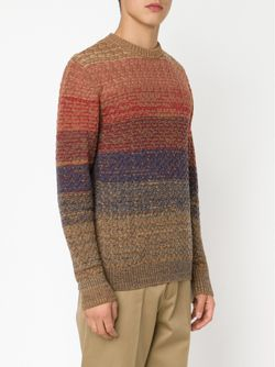 Свитер С Градиентным Узором Missoni                                                                                                              многоцветный цвет
