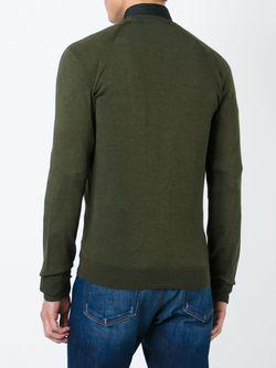 Классический Кардиган Dsquared2                                                                                                              зелёный цвет