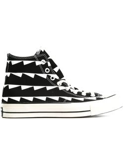 Высокие Кеды Chuck Taylor All Star Converse                                                                                                              черный цвет