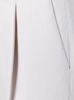 Укороченные Брюки 3.1 Phillip Lim                                                                                                              серый цвет