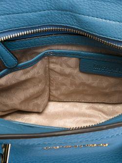 Сумка-Тоут С Логотипом Michael Michael Kors                                                                                                              синий цвет