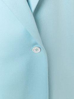 Однобортное Пальто Vionnet                                                                                                              синий цвет