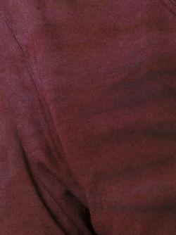 Футболка Тай-Дай Raquel Allegra                                                                                                              красный цвет