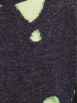 Laddered Knit MIHARA YASUHIRO                                                                                                              зелёный цвет