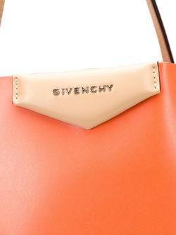 Большая Сумка-Тоут Antigona Givenchy                                                                                                              желтый цвет