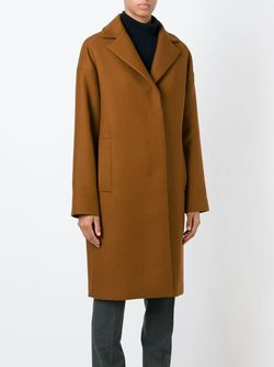Пальто Vancouver Jil Sander                                                                                                              коричневый цвет