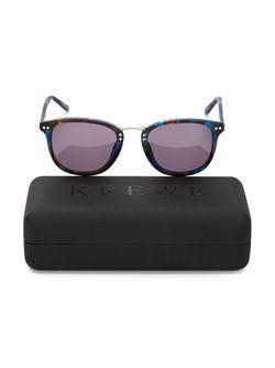 Солнцезащитные Очки Franklin Krewe du Optic                                                                                                              синий цвет
