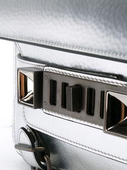 Средняя Сумка На Плечо Ps11 Proenza Schouler                                                                                                              серебристый цвет