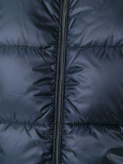 Дутое Пальто Fay                                                                                                              синий цвет