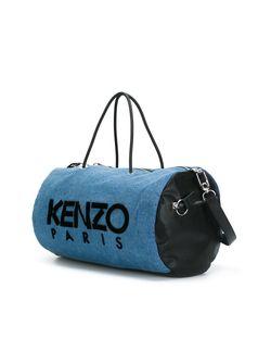 Спортивная Сумка Kanvas Kenzo                                                                                                              синий цвет
