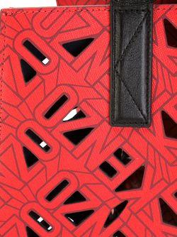 Сумка-Тоут Flying Kenzo                                                                                                              красный цвет