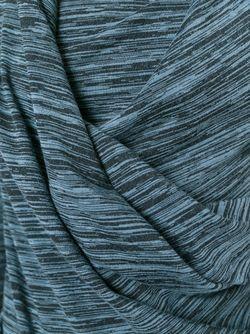 Драпированный Топ Laeticia Vivienne Westwood Anglomania                                                                                                              синий цвет