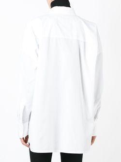 Свободная Рубашка Vivienne Westwood Anglomania                                                                                                              белый цвет