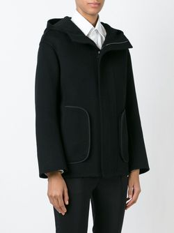 Piped Pocket Jacket Jil Sander                                                                                                              чёрный цвет