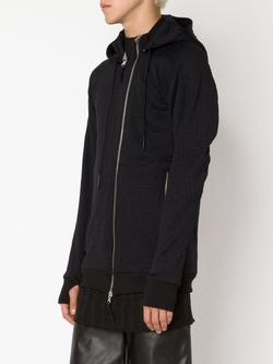 Hooded Zip Jacket 11 BY BORIS BIDJAN SABERI                                                                                                              чёрный цвет