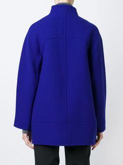 Пальто Farah Gianluca Capannolo                                                                                                              синий цвет