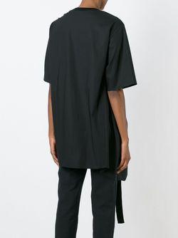 Блузка С Драпированными Деталями 3.1 Phillip Lim                                                                                                              чёрный цвет