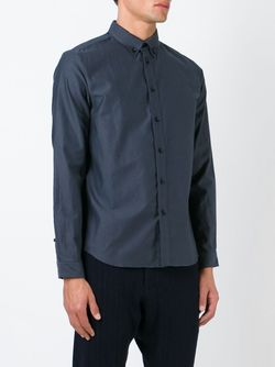 Классическая Рубашка 08SIRCUS                                                                                                              синий цвет