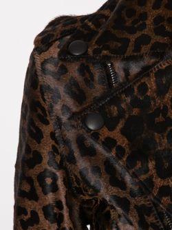 Biker Jacket RTA                                                                                                              коричневый цвет