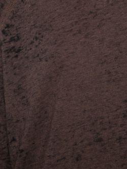 Кофта С Потертым Эффектом И Рукавами 3/4 Raquel Allegra                                                                                                              коричневый цвет
