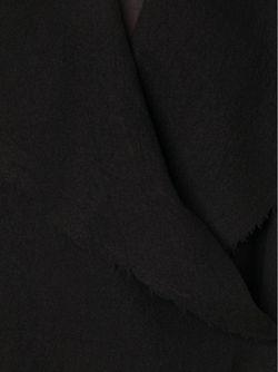 Драпированный Жилет Avant Toi                                                                                                              черный цвет
