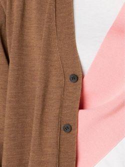 Классический Кардиган Toga                                                                                                              коричневый цвет