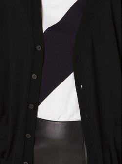 Кардиган C V-Образным Вырезом Toga                                                                                                              черный цвет