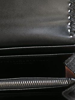 Кошелек Falabella Stella Mccartney                                                                                                              чёрный цвет