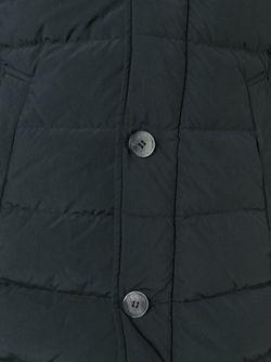 Удлиненный Пуховик Herno                                                                                                              черный цвет