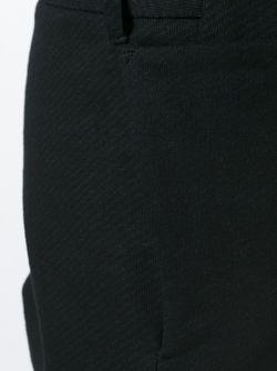 Брюки С Манжетами На Молнии INDIVIDUAL SENTIMENTS                                                                                                              черный цвет