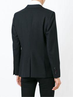 Пиджак Строгого Кроя Travel Paul Smith Black Label                                                                                                              черный цвет