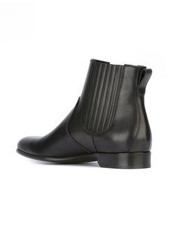 Ботинки По Щиколотку Dolce & Gabbana                                                                                                              черный цвет