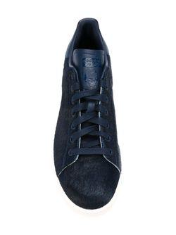 Кеды Stan Smith adidas Originals                                                                                                              синий цвет