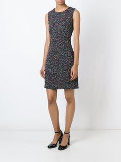 Платье Carrie Diane Von Furstenberg                                                                                                              чёрный цвет