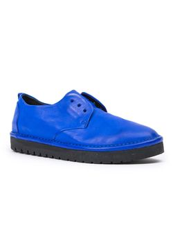 Ботинки Без Шнуровки Marsell                                                                                                              синий цвет