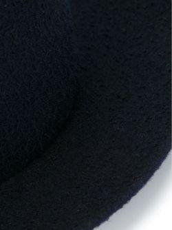 Шляпа-Федора FEDERICA MORETTI                                                                                                              синий цвет