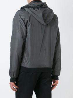 Куртка С Капюшоном Dolce & Gabbana                                                                                                              серый цвет
