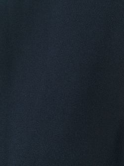 Свитер С Открытой Спиной Burberry London                                                                                                              синий цвет
