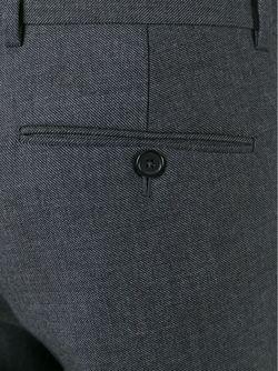 Классические Брюки Jil Sander                                                                                                              серый цвет