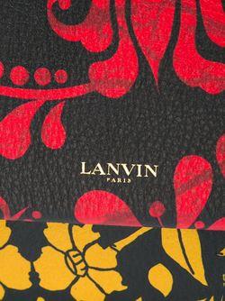 Сумка Через Плечо Sugar Lanvin                                                                                                              черный цвет