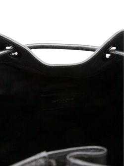 Сумка-Мешок Rider Saint Laurent                                                                                                              чёрный цвет