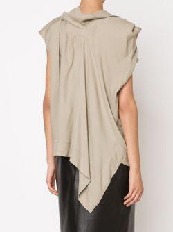Блузка Без Рукавов Cave Vivienne Westwood Anglomania                                                                                                              Nude & Neutrals цвет