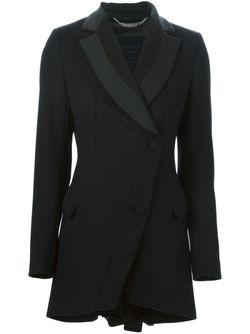 Пальто Girl Philipp Plein                                                                                                              черный цвет