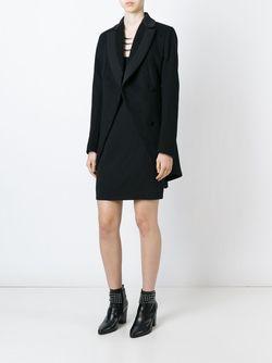 Пальто Girl Philipp Plein                                                                                                              чёрный цвет