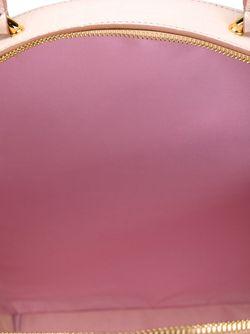 Сумка-Тоут С Тисненым Эффектом Крокодиловой Кожи Simone Rocha                                                                                                              розовый цвет