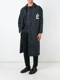 Пальто Prelude ETUDES                                                                                                              черный цвет