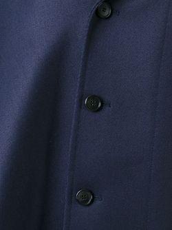 Cape Sleeve Asymmetric Blazer WALTER VAN BEIRENDONCK VINTAGE                                                                                                              синий цвет
